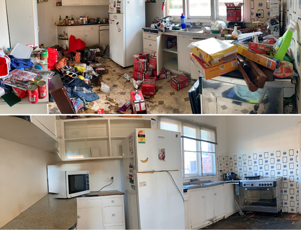 Trauma Clean Perth